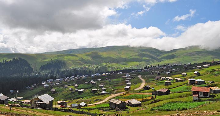 Il villaggio di Beshumi. Fonte: gobatumi.com