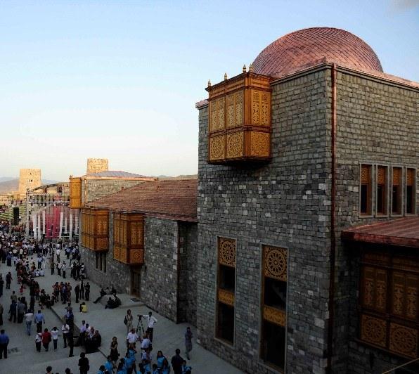Inaugurazione del Castello Rabati restaurato. Foto: georgiaabout.com